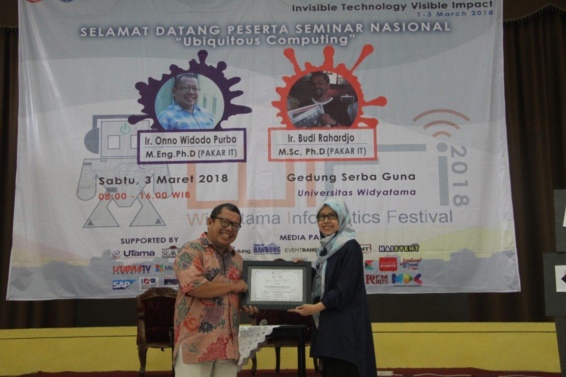 Widyatama Informatics Festival 2018 2