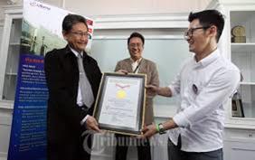 Rekor Muri Dosen Prodi. Teknik Informatika Universitas Widyatama
