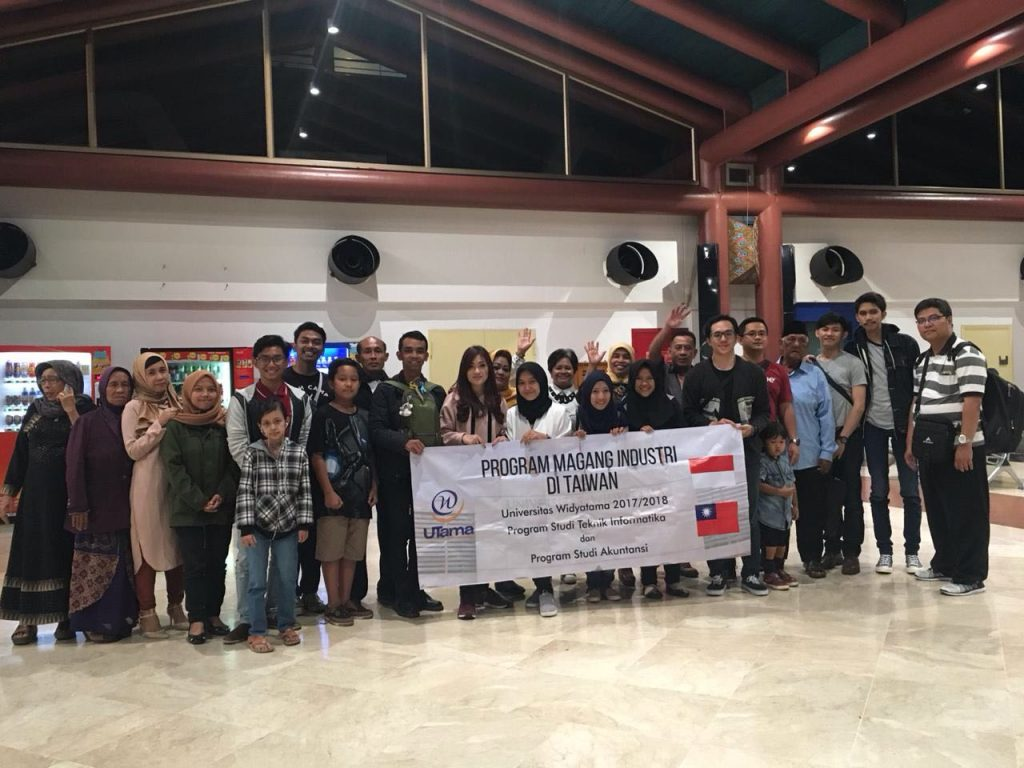 Program Study Abroad & Internship di Taiwan