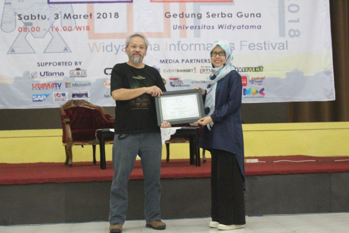 Widyatama Informatics Festival 2018