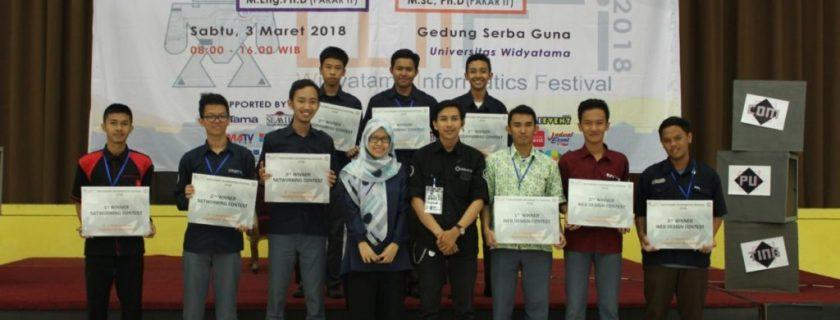 Program Studi Teknik Informatika Universitas Widyatama Selenggarakan WIFI ke – 8
