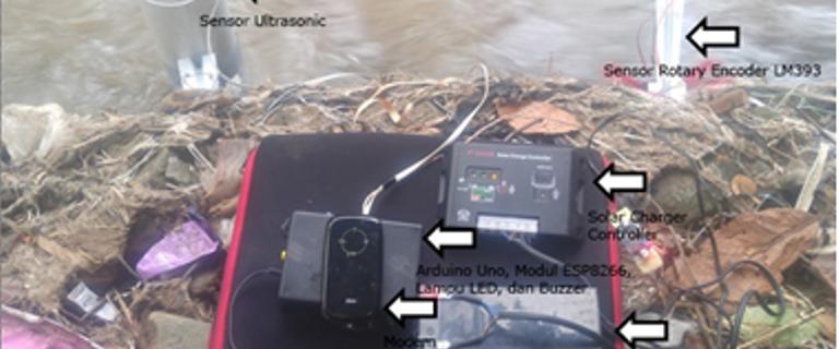 Atasi Masalah Banjir Mahasiswa Prodi Infomatika Universitas Widyatama Ciptakan Alat Deteksi Banjir Berbasis Iot Dan Cloud Computing