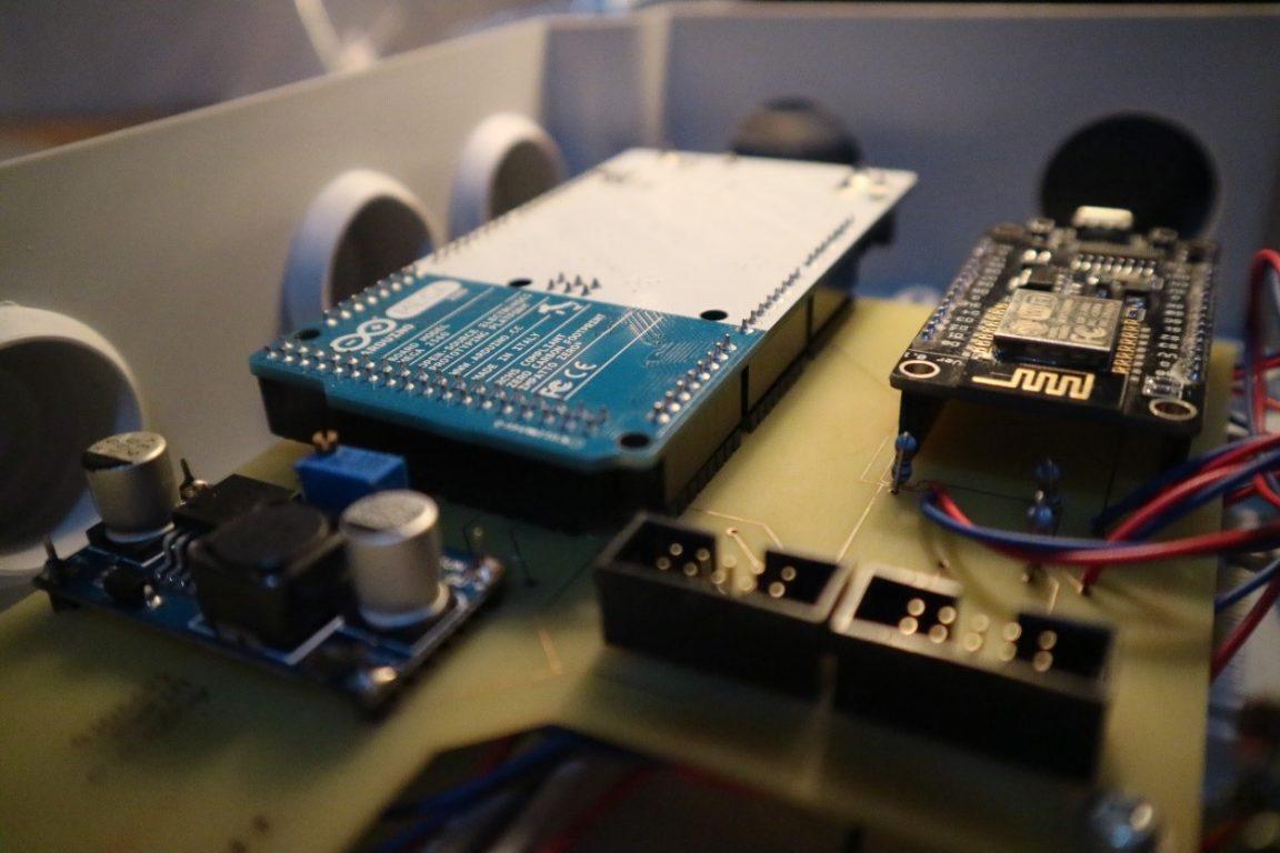 Sistem Kendali Angklung Berbasis Mikrokontroller