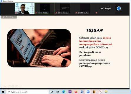Mahasiswa Prodi Informatika Mengikuti Program WI-CAN 2020